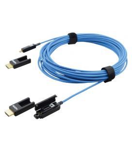 CABLE HDMI DE FIBRA OPTICA ALTA VELOCIDAD CONECTORES DESMONTABLES (CLS-AOCH/XL-33) - Imagen 1