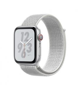 APPLE WATCH NIKE+ SERIES 4 GPS + CELLULAR, 44MM SILVER ALUMINIUM