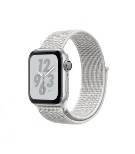 APPLE WATCH NIKE+ SERIES 4 GPS, 40MM SILVER ALUMINIUM