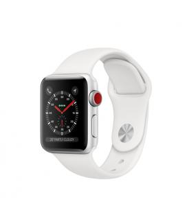 APPLE WATCH SERIES 3 GPS + CELLULAR, 38MM SILVER