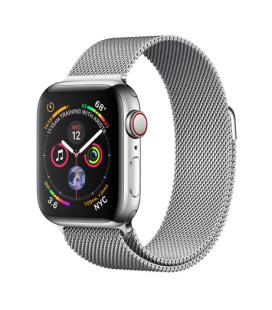 APPLE WATCH SERIES 4 GPS + CELLULAR, 40MM STAINLESS STEEL