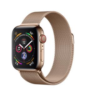 APPLE WATCH SERIES 4 GPS + CELLULAR, 40MM GOLD STAINLESS STEEL