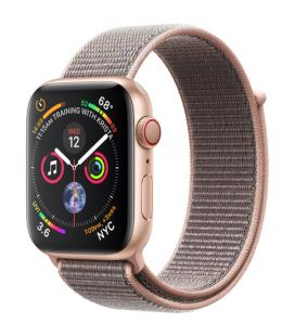 APPLE WATCH SERIES 4 GPS + CELLULAR, 44MM GOLD ALUMINIUM