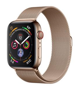 APPLE WATCH SERIES 4 GPS + CELLULAR, 44MM GOLD STAINLESS STEEL