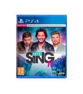 JUEGO SONY PS4 LET S SING 11 - Imagen 1