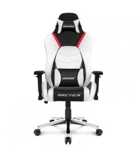 AKRacing Silla Gaming Masters Series Premium Blanc