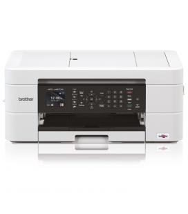 Multifuncion brother inyeccion color mfc-j497dw fax/ a4/ 12ppm/ 128mb/ usb/ wifi/ duplex impresion