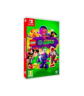 JUEGO NINTENDO SWITCH LEGO DC SUPER VILLANOS