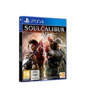 JUEGO SONY PS4 SOUL CALIBUR VI COLLECTOR EDITION