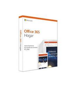 SOFTW MICROSOFT OFFICE 365 HOGAR (FPP) - Imagen 1