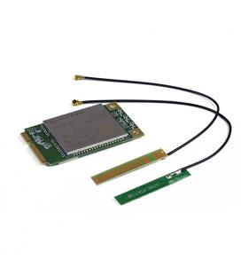 Modulo Mini PCIe 4G + 2 Antenas