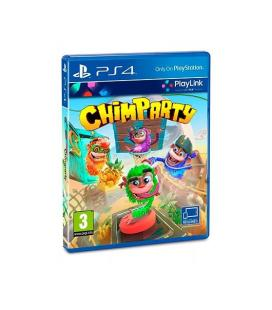 JUEGO SONY PS4 CHIMPARTY