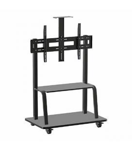 Soporte de pie con ruedas approx appisstd - para pantallas de 60-100' (152.4-254cm) - peso máximo 100kg - vesa máximo 900x600 -