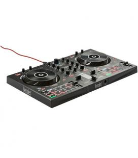 HERCULES CONSOLA DJ CONTROL INPULSE 300 (4780883) - Imagen 1