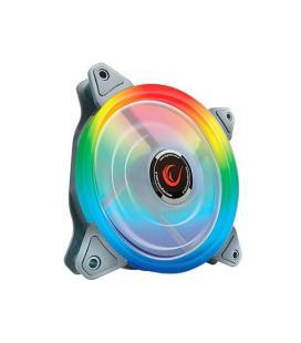 VENTILADOR 120X120 RAMPAGE RGB-15 RAINBOW - Imagen 1