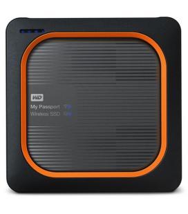 "HD WD EXTERNO MY PASSPORT WIRELESS SSD 500 GB 2.5"" - Imagen 1"