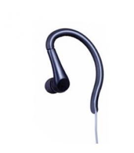 Auriculares deportivos motorola earbuds sport resistentes al agua y al sudor/ negros