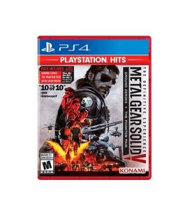 JUEGO SONY PS4 HITS METAL GEAR SOLID V