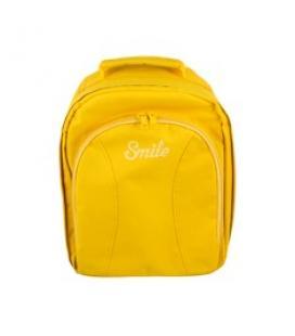 Bolsa mochila silver ht smile camara reflex smart backpack amarilla - Imagen 1