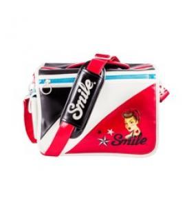 Bolsa camara silvet ht smile one bag m retro pin up - Imagen 1