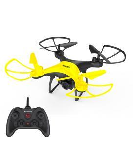 Dron hawk-x35 phoenix / 6 ejes / radio control / control via movil / estabilizador altura hovering / camara 360p wifi fpv / sin