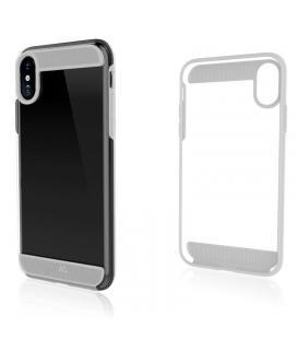 Carcasa transparente black rock air bkac0025 para apple iphone xs/x - policarbonato - diseño extrafino - Imagen 1
