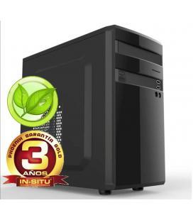 Ordenador phoenix topvalue intel i3 4gb ddr4 240 gb ssd f.a.300w eficiencia energetica rw micro atx - Imagen 1
