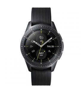 Reloj inteligente samsung galaxy watch s4 black 42mm - pantalla súper amoled 3.02cm - bt 4.2 - sensor hr - samsung health -