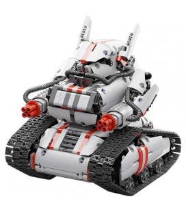 Robot programable xiaomi mi robot builder rover - 1086 piezas - 2 motores - cpu arm cortex mx stm32 - bluetooth - batería
