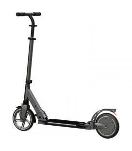 Patinete electrico scooter olsson stroot b8 antracita - ruedas 8'/20.3cm - freno trasero - motor 150w - bat. 2600mah - hasta
