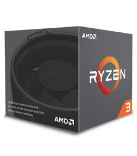 Micro. procesador amd ryzen 3 1200 4 core 3.1ghz 8mb am4