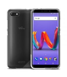 Carcasa transparente soft wiko para harry2