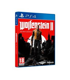 JUEGO SONY PS4 WOLFENSTEIN 2 THE NEW COLOSSUS - Imagen 1