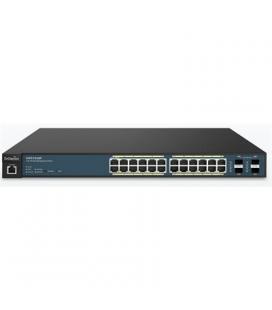 ENGENIUS EWS7928P Switch 24xGB PoE+ 4xSFP