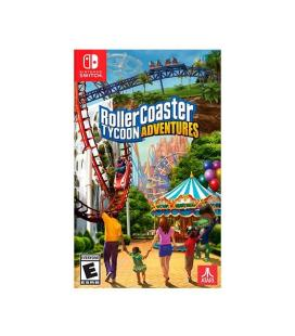 JUEGO NINTENDO SWITCH ROLLER COASTER TYCOON