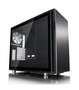 FRACTAL CAJA DEFINE R6 BLACK VENTANA CRISTAL TEMPLADO USB-C ATX