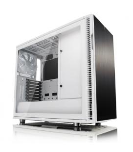 FRACTAL CAJA DEFINE R6 WHITE USB-C VENTANA CRISTAL TEMPLADO ATX