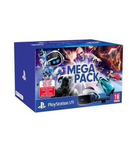 GAFAS SONY PLAYSTATION VR MK4 MEGA PACK 5 JUEGOS - Imagen 1