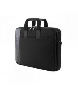 Maletin toshiba b214 - para portatiles hasta 14'/35.56cm - bolsillo frontal - compartimento acolchado - color negro