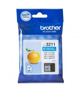 Brother Cartucho LC3211C Cian Blister - Imagen 1