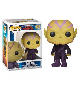 Figura POP Marvel Capitana Marvel Talos