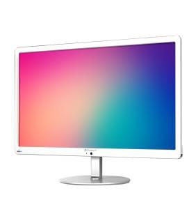 Barebone all in one aio oem pantalla led 23.8''slim usb hd audio lector memoria webcam no incluye fuente de alimentacion