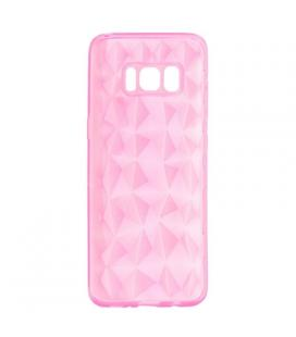 X-One Funda Diamante 3D Samsung S8 Morado