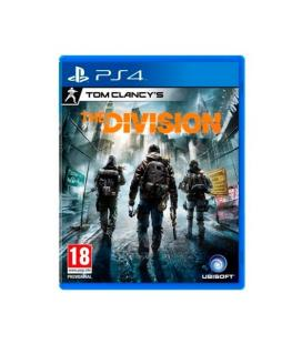 JUEGO SONY PS4 TOM CLANCYS THE DIVISION