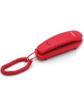 Telefono sobremesa daewoo dtc-115r/gondola/ rojo - Imagen 1