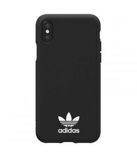 Carcasa adidas original basics negra compatible con iphone x / xs - compatible con carga inalámbrica - Imagen 1