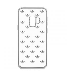 Carcasa adidas original see-trough clear compatible con samsung galaxy s9 - compatible con carga inalámbrica