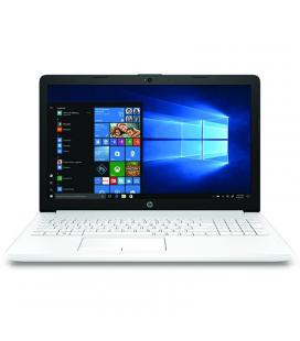 Portátil hp 15-da0144ns - i3-7020u 2.3ghz - 12gb - 1tb - 15.6'/39.6cm hd - hdmi - bt - w10 - blanco nieve