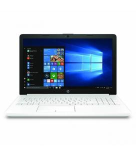 Portátil hp 15-da0759ns - i5-7200u 2.5ghz - 12gb - 256gb ssd - 15.6'/39.6cm hd - hdmi - bt - w10 home - blanco nieve
