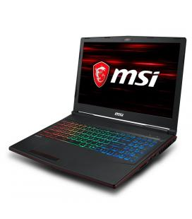 MSI GP63-694XES i7-8750 16GB 256+1TB 1050Ti DOS 15